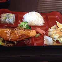 Photo taken at Edo Sushi by Libby M. on 7/1/2014