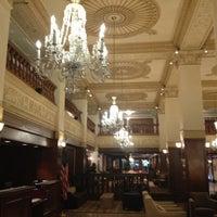 Photo taken at Sheraton Gunter Hotel San Antonio by Heather on 11/16/2012
