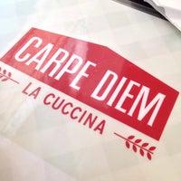 Foto tirada no(a) La Cuccina Carpe Diem D'Italia por luiz s. em 6/2/2013