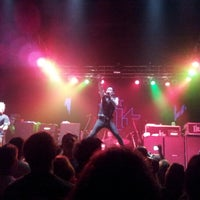 Photo taken at The Knitting Factory by Natalie S. on 9/22/2012