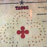 Foto scattata a Lone Star Taco Bar da Micah W. il 1/19/2013