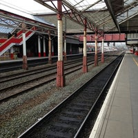 Photo taken at Platform 5 by david b. on 3/10/2013