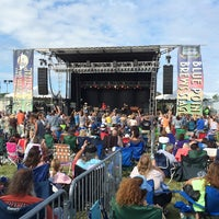 Photo taken at Great South Bay Music Festival by Daniel G. on 7/20/2014