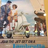 Photo taken at Lambretta's Cafe & Bar by MJ L. on 3/15/2014