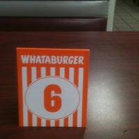 Photo taken at Whataburger by Mark A. on 12/7/2012