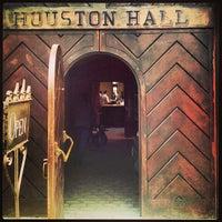 Photo taken at Houston Hall by Sloane B. on 2/2/2013