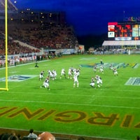Photo taken at Camping World Stadium by April C. on 12/28/2012