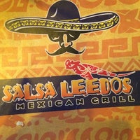 Photo taken at Salsa Leedos Mexican Grill by Susan J. on 7/19/2014