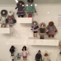 Photo taken at Museum of Inuit Art by Sammy O. on 11/17/2012