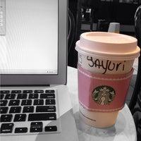 Photo taken at Starbucks by Sayuri H. on 9/25/2013