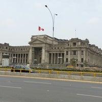 Photo taken at Palacio de Justicia de Lima by Pedro L. on 11/24/2012