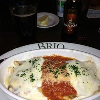 Photo taken at Brio Tuscan Grille by Christian C. on 11/3/2012