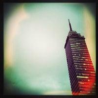 Foto tomada en Torre Latinoamericana por Jorge Alberto T. el 6/23/2013