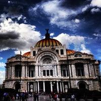 Foto tomada en Palacio de Bellas Artes por Jorge Alberto T. el 6/3/2013