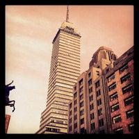 Foto tomada en Torre Latinoamericana por Jorge Alberto T. el 2/25/2013