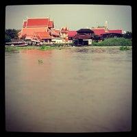 Photo taken at Ko Kret by Ekkarat R. on 12/8/2012