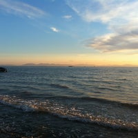 Photo taken at Wreck Beach by Eric C. on 7/8/2013