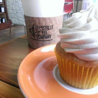Photo taken at Louisville Coffee Company Espresso Bar Cafe by Wade H. on 9/13/2014