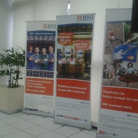 Photo taken at Bank BNI kcp unair by 'Yanisya P. on 1/17/2014