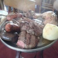 Photo taken at Restaurant 4 Puntos by Jocelyn A. on 10/15/2012