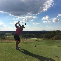 Photo taken at Granite Links Golf Club at Quarry Hills by Barbra G. on 9/4/2014