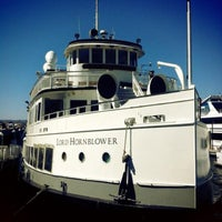 Photo taken at Hornblower Cruises & Events by Aldrich on 2/23/2013