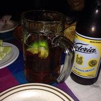 Photo taken at Manjares Restaurant by Genaro V. on 12/29/2013