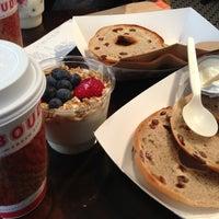 Photo taken at Boudin Bakery Café Macy's Kiosk by Genaro V. on 3/1/2013