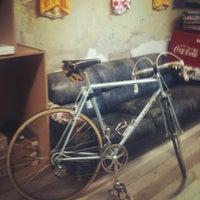 Photo taken at Iridemodena Hub Store by Riccardo V. on 10/5/2012