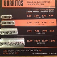 Photo taken at Freebirds World Burrito by Khalid G. on 4/17/2013