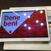 Photo taken at Vodafone Direkci iletisim by Ibrahim E. on 10/15/2015