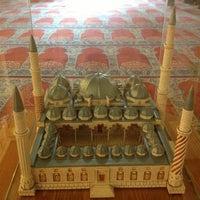 10/6/2012 tarihinde Hüseyin G.ziyaretçi tarafından Üç Şerefeli Camii'de çekilen fotoğraf
