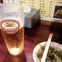 Photo taken at 狸の焼鳥 駅前支店 by billancourt92 on 7/17/2015