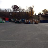 Photo taken at Allentown Recycling Center by Joe B. on 11/11/2013