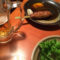 Photo taken at 鳥元 コラル三鷹店 by ゆ ゆ. on 3/15/2015