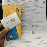 Photo taken at Bank Simpanan Nasional (BSN) by Abdul Muhaimin Fitri M. on 1/2/2013