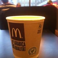Photo taken at McDonald's by Ulas K. on 12/4/2012