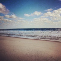 Photo taken at Fire Island Beaches by Noelle B. on 10/18/2012