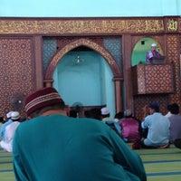 Photo taken at Masjid Ar Rahman Tenom by Eddy A. on 7/5/2013