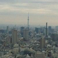 12/23/2012 tarihinde Teruo M.ziyaretçi tarafından South Observatory, Tokyo Metropolitan Government Building'de çekilen fotoğraf