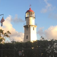 Photo taken at Diamond Head Lighthouse by Roy M. on 2/13/2017