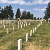 Photo taken at Little Bighorn Battlefield National Monument by Roy M. on 8/1/2016