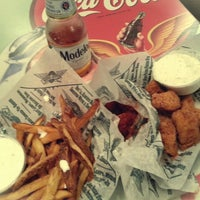 Photo taken at Wingstop by Cam S. on 5/29/2013