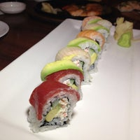 Photo taken at Shokudo Japanese Restaurant by Denise T. on 5/9/2013