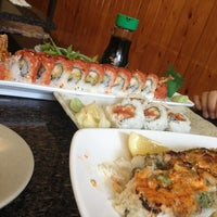 Photo taken at Sushi & Teri by Blu on 5/23/2013