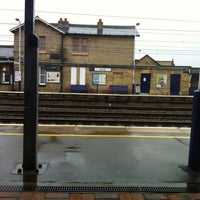 Photo taken at Sandy Railway Station (SDY) by Will B. on 7/5/2014