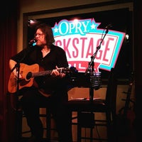 Photo taken at Opry Backstage Grill by Dale H. on 2/25/2016