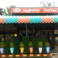 Photo taken at Highway Coffee by Francis S. on 12/16/2013