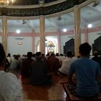 Photo taken at Mesjid Darul Hikam by Arif B. on 7/18/2013