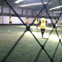 Photo taken at TATA Futsal by Arien S. on 10/17/2012